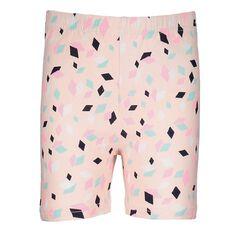 Basics Brand Toddler Girl Bike Shorts
