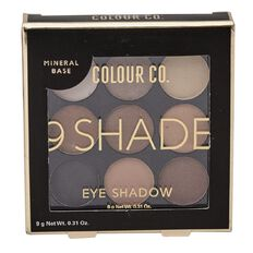 Colour Co. Eyeshadow Palette 9 Natural