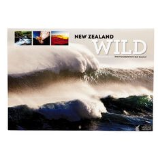 Calendar 2017 NZ Wild Wall 297mm x 210mm
