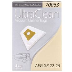 AEG Vacuum Bag Grobe