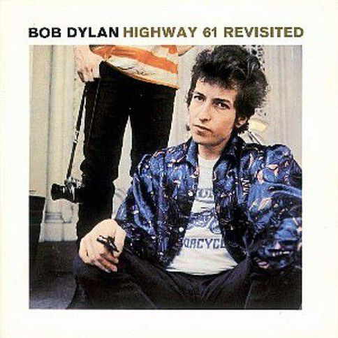 Highway 61 Revisited CD by Bob Dylan 1Disc