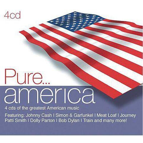 Pure Metal CD by Various Artists 4Disc