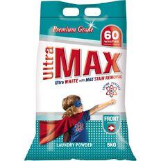 Ultra Max Front Loader Laundry Powder Bag 5kg