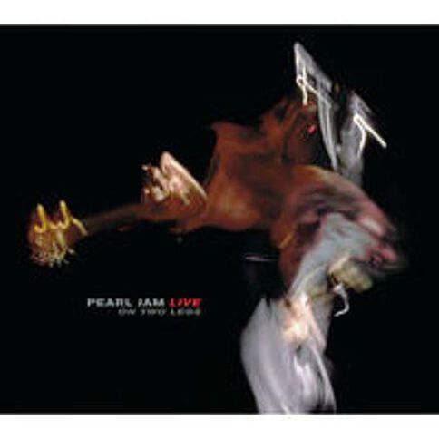 Live on Two Legs CD by Pearl Jam 1Disc
