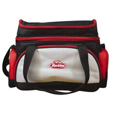 Berkley Large Soft Tackle Bag with Tackle Boxes Assorted Colours