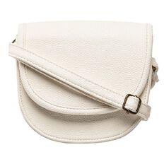 Basics Brand Flap Opening Handbag