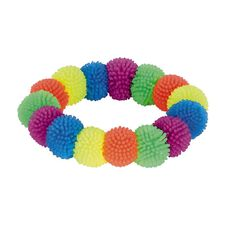 Unique Party Favours Squishy Pom Pom Bracelet