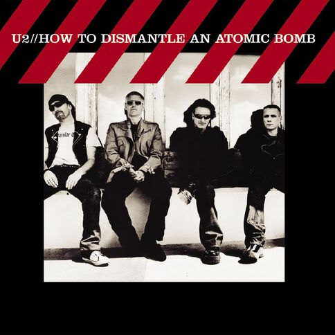 How To Dismantle An Atomic Bomb CD by U2 1Disc