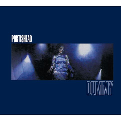 Dummy CD by Portishead 1Disc