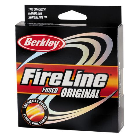 Berkley Fireline Original Green 8lb 125 Yards