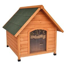 Fur'life Dog Kennel Wooden Large