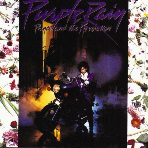 Purple Rain CD by Prince 1Disc