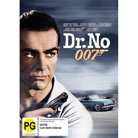 Dr. No 2012 Version DVD 1Disc