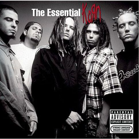 The Essential CD by Korn 2Disc