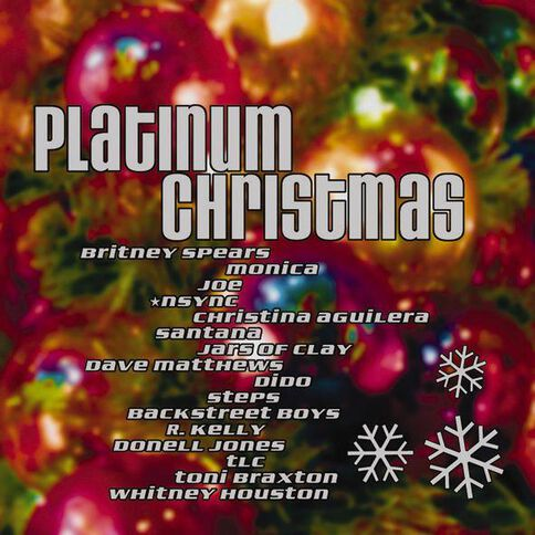 Platinum Christmas CD by Various Artists 1Disc