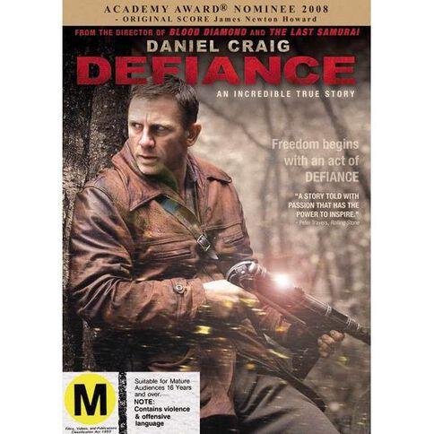 Defiance DVD 1Disc
