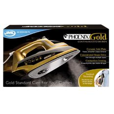 As Seen On TV Phoenix Gold Iron