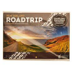 Calendar 2017 NZ Road Trip Mini 210mm x 146mm