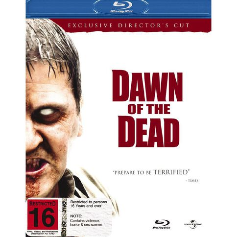 Dawn Of The Dead Blu-ray 1Disc