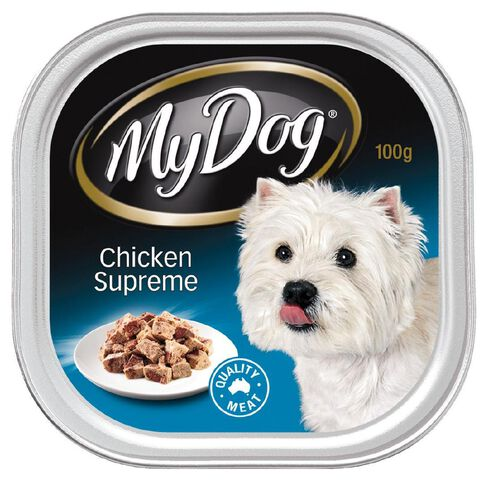 My Dog Chicken Supreme 100g