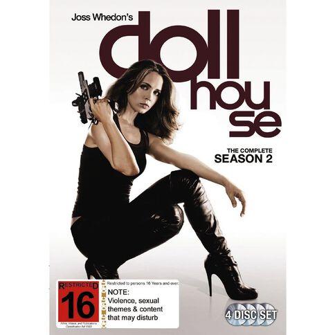 Dollhouse Season 2 DVD 4Disc