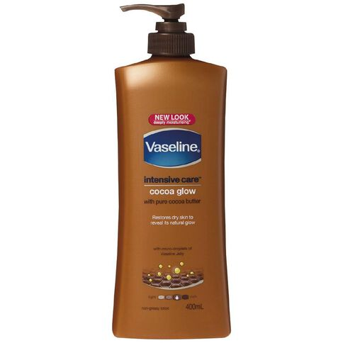 Vaseline Intensive Care Body Lotion Cocoa Glow 400ml