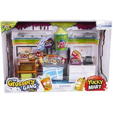 Grossery Gang Ick-e-Mart Play Set