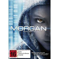 Morgan DVD 1Disc