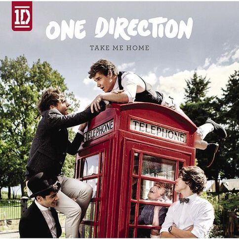 Take Me Home CD by One Direction 1Disc