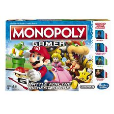 Monopoly Gamer Game
