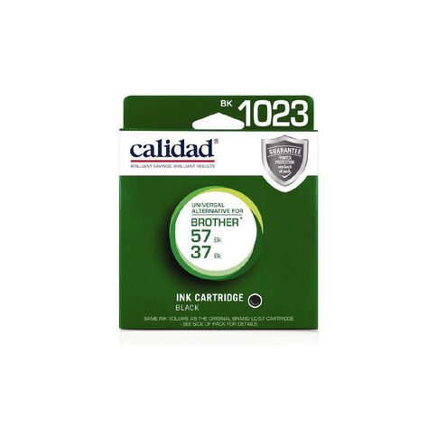Calidad Brother Ink LC37BK/LC57BK