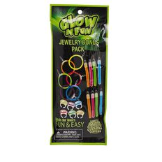 Glow n Fun Glow Jewellery 18 Pack