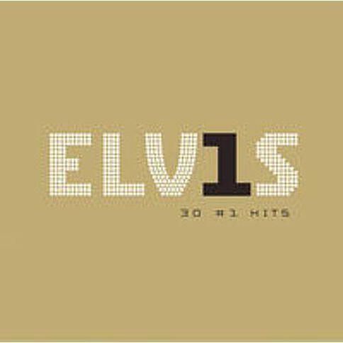30 Number 1 Hits CD by Elvis Presley 1Disc