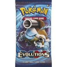Pokemon Trading Card Game  XY12 Evolutions Booster Pack Assorted