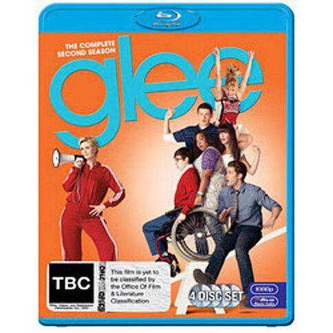 Glee: Season 2 - Complete 22 Episodes (Blu-ray) 4 Blu-ray Discs