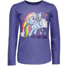 My Little Pony Girls' Long Sleeve Tee