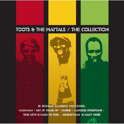 The Collection CD by Toots & The Maytals 1Disc