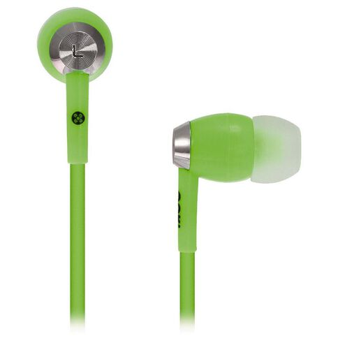 Moki Hyper Buds Earphones Green