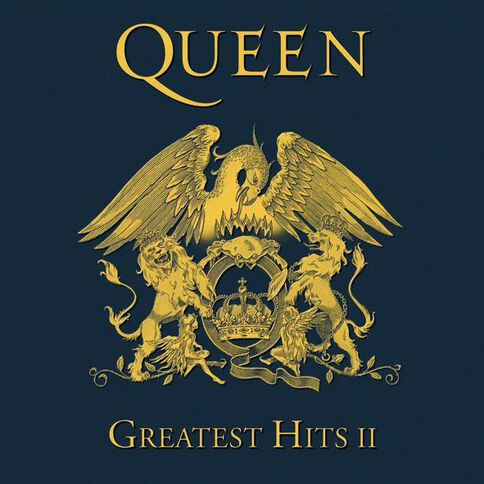 Greatest Hits II CD by Queen 1Disc