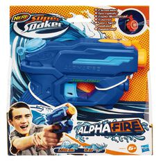 NERF Super Soaker Alpha Fire
