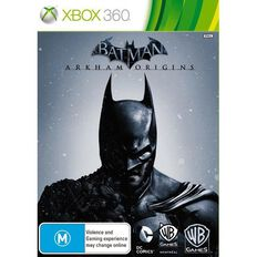 Xbox360 Batman Arkham Origins