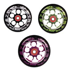 MGP Aero Core Wheel Assorted