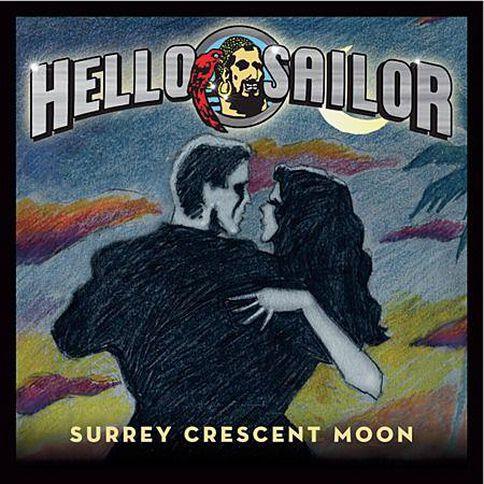 Surrey Crescent Moon by Hello Sailor CD
