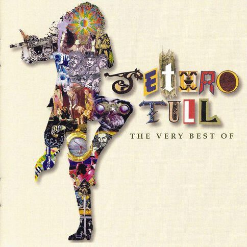 The Very Best of CD by Jethro Tull 1Disc