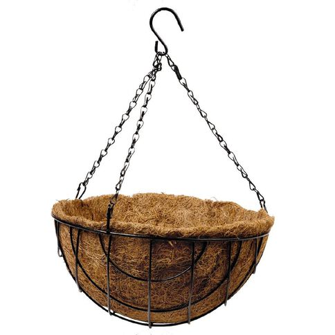 Westminster Hanging Basket with Liner 31cm