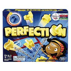 Perfection Classic Mensa Game
