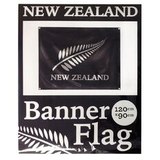 New Zealand Banner Flag 900mm x 1200mm