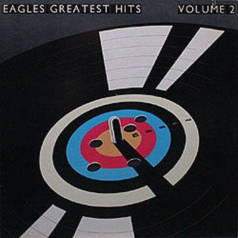 Greatest Hits Volume 2 CD by Eagles 1Disc
