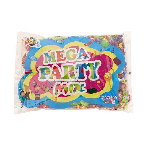 Candy Universe Mega Party Mix 1.8kg