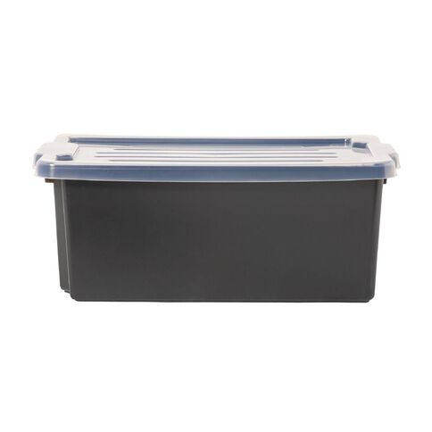 Living & Co Heavy Duty Container Black 54L